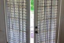 Indoor French Door