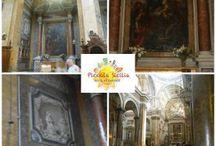 Santa Rosalia / i festeggiamenti per l'evento più importante che attrae numerosi turisti da tutto il mondo: il festino di Santa Rosalia, la patrona di Palermo.
