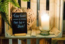 Creative Wedding Styling