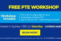PTE workshop