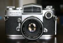 Vintage Camera Love / by Faith Raider