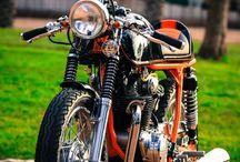 Honda CB 350 Cafe Racer