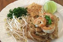 Comidas thai