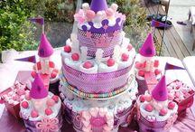 Torte di Pannolini - Diaper Cake