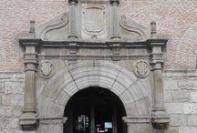 LUGARES: MEDINA DEL CAMPO / Imágenes del pueblo en el que falleció Isabel la Católica