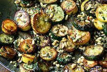 Zucchini & Summer Squash / by alexandra's kitchen