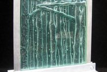 Fused glass / by Cathy Mehlin