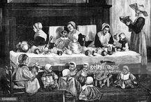 history of diaper
