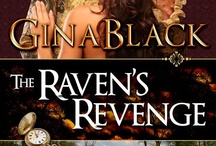 The Raven's Revenge / England, 1663 . . . When Katherine Welles saves the life of a highwayman, she realizes he may offer the only avenue of escape from  a betrothal to her villainous neighbor. She doesn't expect to fall in love with this charming stranger whose offer of aid masks his motive of revenge.