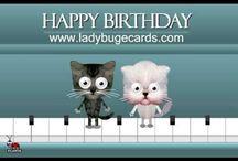 Birthday mice