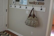 Entryway / by Heather Schumaker