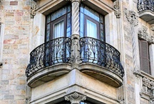 Romeo and Julia / Balconies
