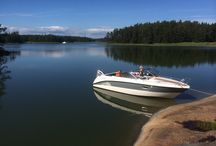 AMT 230 DC / Finnish Day Cruiser boat