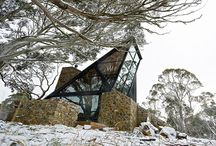 Architecture / by Nicole Van Vliet