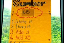 Numeracy / Daily math ideas