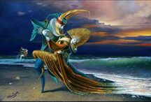 ART ~ Michael Cheval