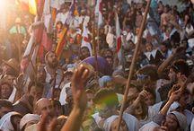 Feste auf Mallorca / Natürlich wird auch auf Mallorca kräftig gefeiert! Viele Dörfer haben ihre eigenen Feste und Traditionen.
