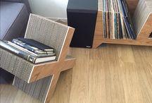 Cardboard furniture / Cardboard design furniture