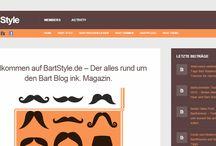 Bart Style / Alles rund um den Bart. Bartformen, Bartfrisuren und Bartstyling Tipps,