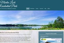 New website for Marlee Loch Residential Park