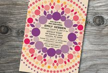Invitations I Love / by Betsy Cowles