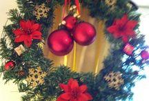 christmas decorations / homemade Christmas decorations