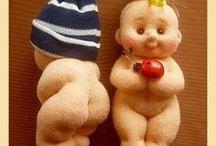 neonati calzini