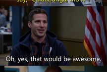 BROOKLYN NINE-NINE!!
