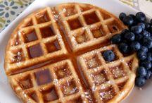 Breakfast / Pancakes waffles