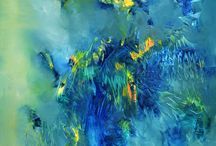 Magda abstracto