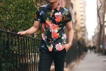 Floral! / All about floral shirt and else..