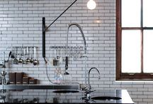 TILES / Beautiful, smooth and colorful (or all white) ...