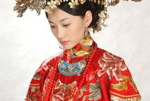 Traditional Clothes - China