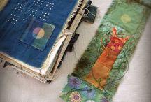 Fabric Collage Inspiration