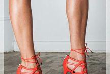 Lodičky a skvělé boty.