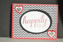Wedding / Give a special card to celebrate that couple's event.