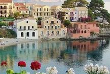 Ionian island homes