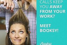 Booksy / The fastest growing app for barbers, hairstylists, beautician and nail technicians.