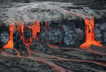 VolcanicScene