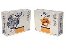 Blue Goose Pure Foods Packaging / Packaging