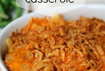Casseroles / by Deb McCannon