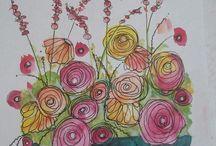 Watercolor Love