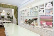 Dream office space / My place to be organised and to be creative xx