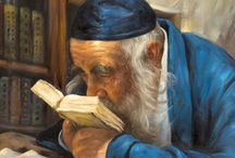 Tzadikim / Holy and Righteous Yehudim