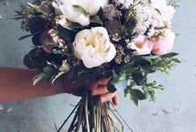 Bouquet of flowers for the wedding