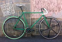 La Bici Di Gianluca / Con il configuratore Ciclibrianza tutti possono essere i designer della propria bici! Questa è la bici di Gianluca. Prova a creare la tua su www.ciclibrianza.it