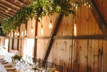 Country charm wedding / Ideeën voor onze bruiloft