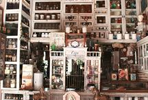 Much of Madness - Apothecary / Seraphina & Finn's Shop