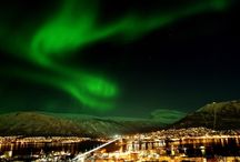 Northern Lights in Norway / Tromso, the Gateway to the Arctic, is one of the best places in the Arctic to view the magical Aurora Borealis - Northern Lights. / by Five Stars of Scandinavia, Inc.