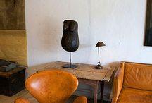 Stoler / Ny lounge